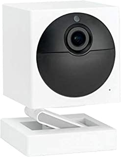 Wyze Cam Outdoor Add-on Camera, 1080p HD Indoor/Outdoor Wire-Free Smart Home Camera with Night Vision, 2-Way Audio, Compat...