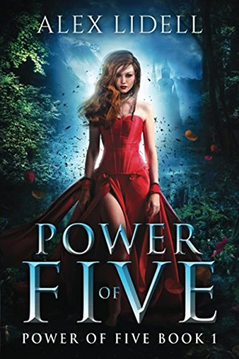 凝縮する汗バインドPower of Five: Reverse Harem Fantasy, Book 1