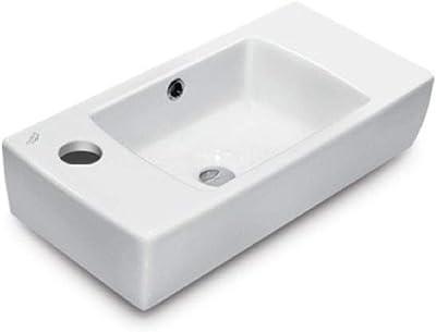 Kohler K 2031 0 Greenwich Wall Mount Bathroom Sink White Wall Mounted Sinks