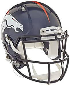 Riddell Denver Broncos NFL Revolution Speed Football Helmet