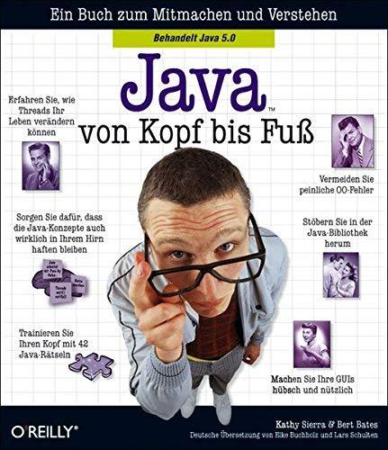 Java von Kopf bis Fuß von Sierra. Kathy (2006) Broschiert