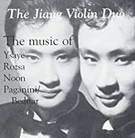 Music of Ysaye Rozsa Noon Paganini
