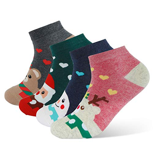 DiaryLook Cute Women Socks Novelty Animal Design Cotton Funny Casual Socks