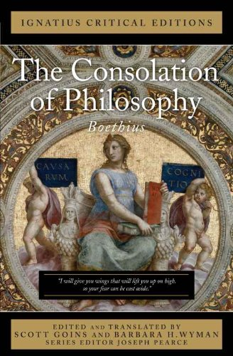 The Consolation of Philosophy: Ignatius Critical Editions (English Edition)
