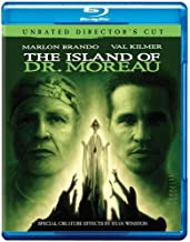 the island of dr moreau blu ray