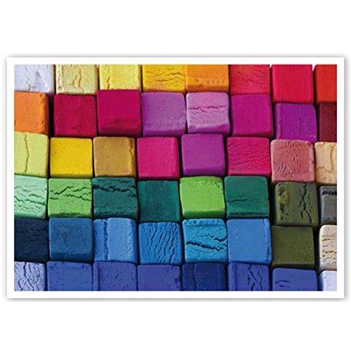 García de Pou Mantelines, Papel, Multicolor, 31x43 cm, 500