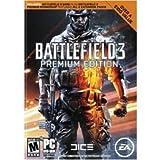 EA 19801 Battlefield 3 Premium Edition Action/Adventure Game - PC