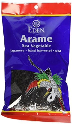 Eden Foods Seaweed Arame Wild, 2.1 oz