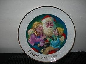 Santas Tender Moments - Avon Collectible Plate