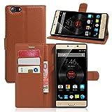 Litao-Case CN Case for Elephone M2 Case Flip leather + TPU