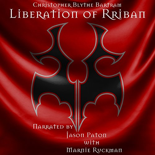 Liberation of Rriban audiobook cover art