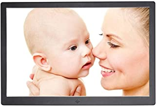 Digital Photo Frame, 17-inch 1440 * 900 high Resolution with HDMI,USB,SD/SDHC/MMC-Card Slot, MP3 / MP4 Player Machine Meta...