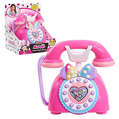 Disney Junior Minnie Mouse Happy Helpers Phone by Just Play