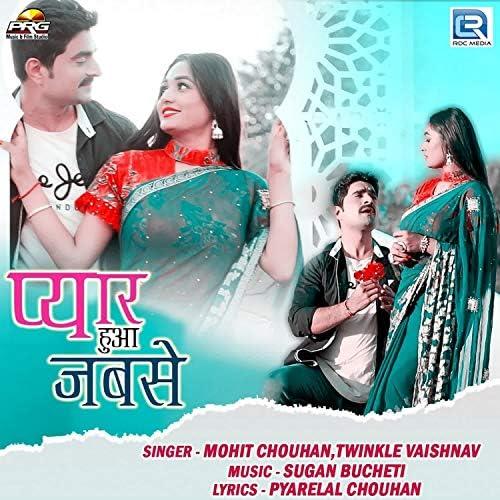 Mohit Chauhan & Twinkle Vaishnav