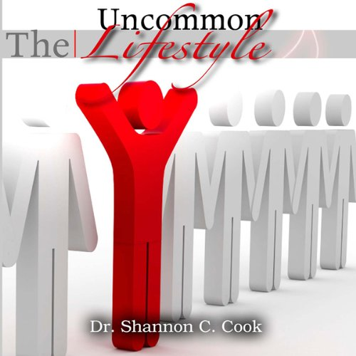 The Uncommon Lifestyle audiobook cover art