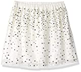 Amazon/ J. Crew Brand- LOOK by Crewcuts Girls' Sequin Skirt, Gold, Large (10)