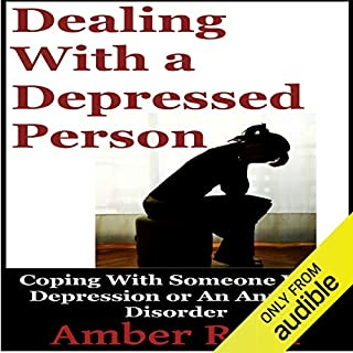 Dealing with a Depressed Person audiobook cover art