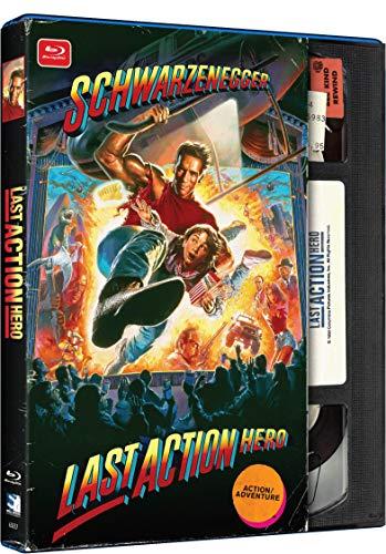 Last Action Hero - Retro VHS Style [Blu-ray]