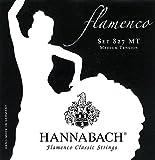 Hannabach Cordes pour guitare classique série 827 Medium Tension Flamenco Classic - Mi