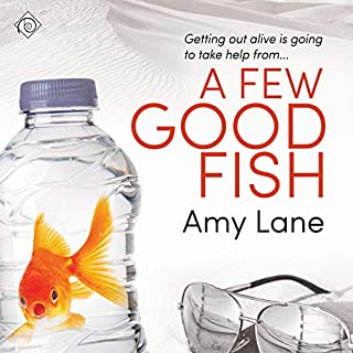 A Few Good Fish audiobook cover art