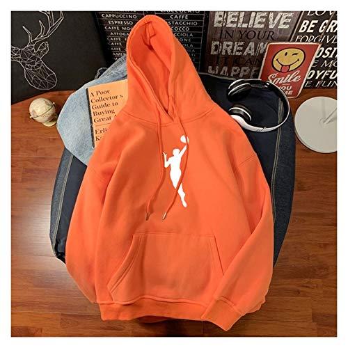 Mamba Black Forever! James El mismo suéter naranja para conmemorar la sudadera de primer aniversario de la sudadera con capucha del baloncesto de Mamba Black Kobe Sudadera conmemorativa: LQY-C1345