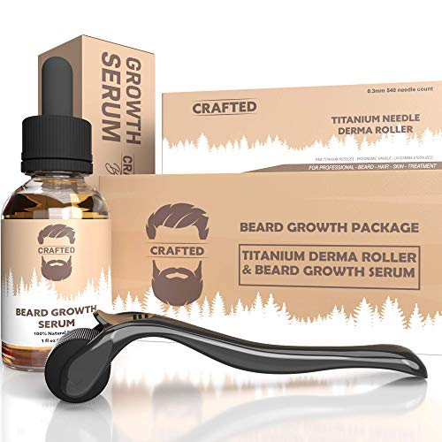 Crafted Beard Growth Kit