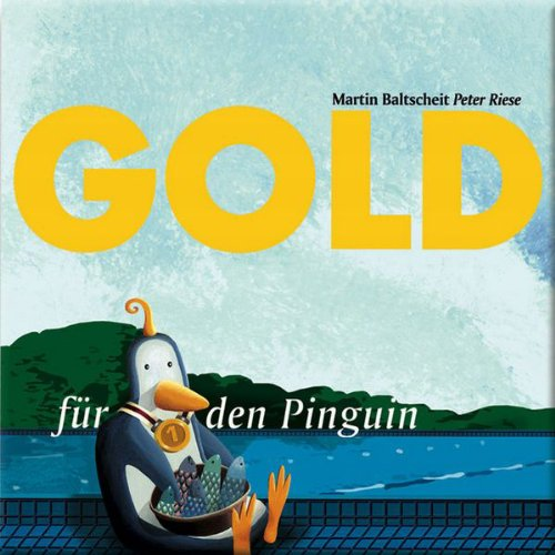 Gold für den Pinguin cover art