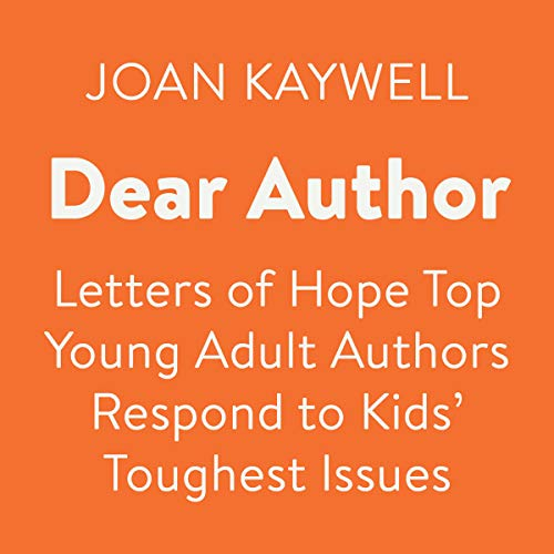 Dear Author: Letters of Hope audiobook cover art