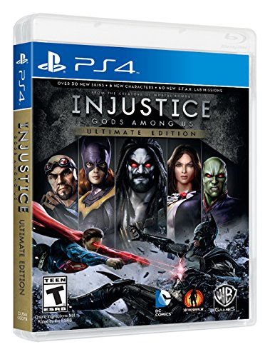 Injustice: Gods Among Us Ultimate Edition