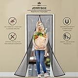 Jerrybox Mosquitera Magnética para Puertas Entradas / Patios | Mosquitera Magnética 90 cm x 210 cm (36