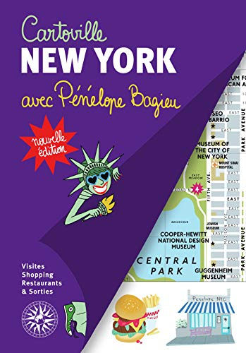 Guide New York avec Penelope Bagieu