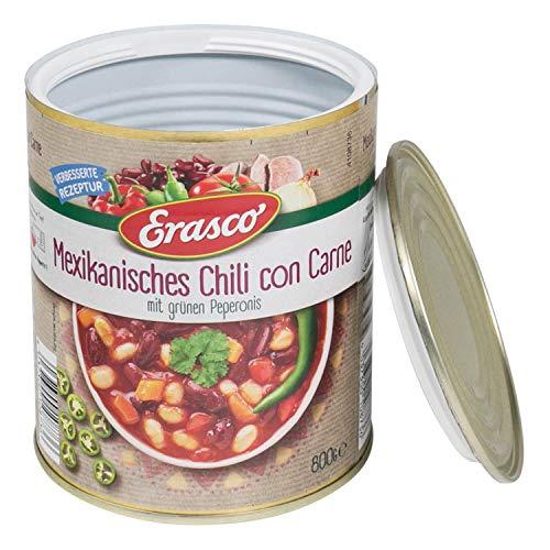 Dosensafe Dosentresor Geldversteck Erasco Chili con Carne, 12,0 x 10,0 cm