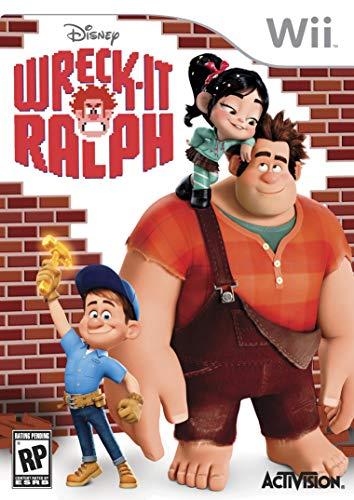 Wreck-It Ralph - Nintendo Wii (Renewed)