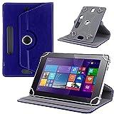 UC-Express Tablet Tasche f Jay Tech CANOX Tablet PC 101 Hülle Schutz Case Cover Schutzhülle, Farben:Blau