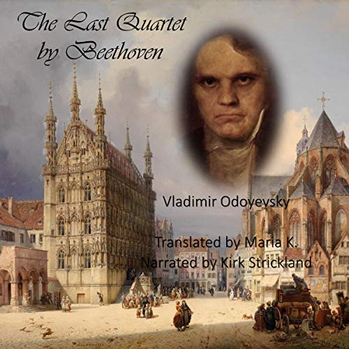 The Last Quartet by Beethoven  By  cover art