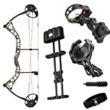 Archery 2021 Diamond Infinite 305 | Breakup Country | RH 7-70 LBS | Compound Bow Package | Draw Length 19-31