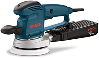 Bosch 3727DEVS 3.3 Amp 6-Inch Hook-and-Loop Random-Orbit Variable-Speed Sander/Polisher..