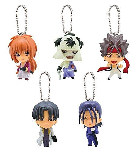 Gashapon Rurouni Kenshin Swing Set
