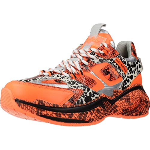 Buffalo Damen Mellow S2 Hohe Sneaker, Mehrfarbig (Multi 000), 38 EU