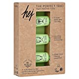 hej Organic The Perfect Trio Multi Mask Cactus-3X 10ML-Face Care-Maschera-Cosmetico naturale-Vegan, biologico, naturale