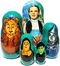 Best wizard of oz nesting dolls Reviews