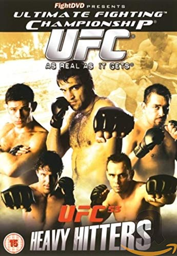 Ufc Ultimate Fighting Championship 53 - Heavy Hitters [Edizione: Regno Unito] [Edizione: Regno Unito]