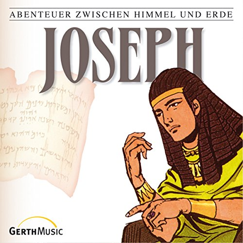Joseph audiobook cover art