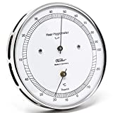 Fischer 111.01T Echthaar-Hygrometer