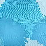Kanvas Baumwoll-Steppstoff, Fat Quarter, Blau