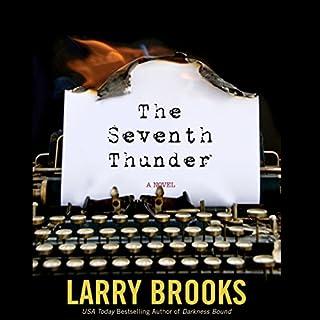 Whisper of the Seventh Thunder audiobook cover art