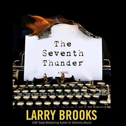 Whisper of the Seventh Thunder audiobook cover art