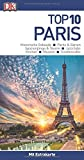 Top 10 Reiseführer Paris: mit Extra-Karte und kulinarischem Sprachführer zum Herausnehmen -