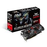 Asus STRIX-R9380X-OC4G Gaming Carte Graphique ATI Radeon R9 380X 1050 MHz 4090 Mo PCI...