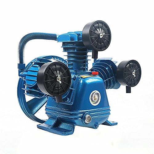 Compresor de 3 kW, 3 cilindros, 360 l/min, 8 bar, tipo W